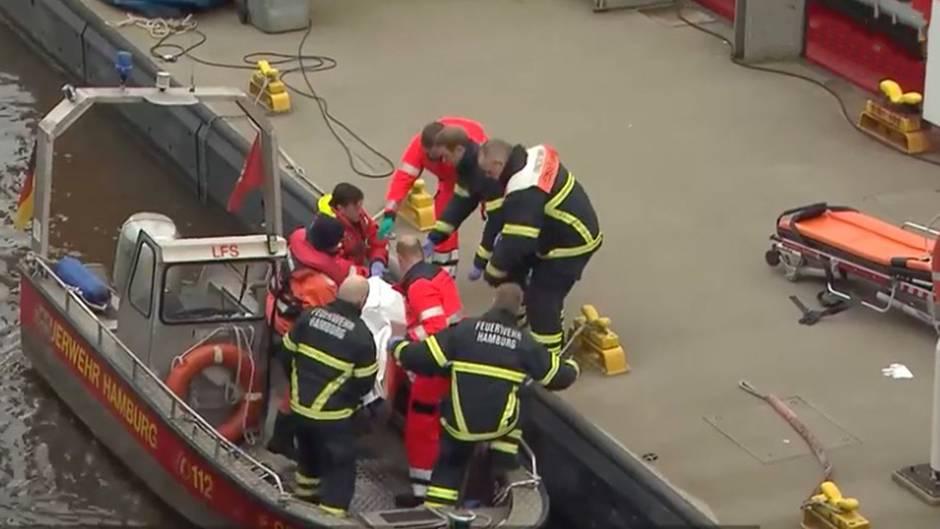 Vermutlich HSV-Manager Timo K.: Wasserleiche im Hamburger Hafen entdeckt