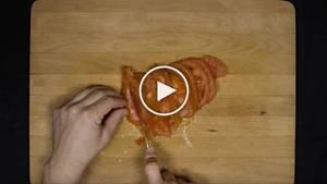Tomaten schneiden war noch nie so unbefriedigend.