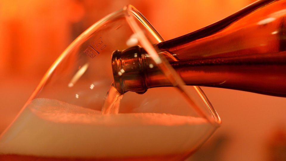 Bier im Blindtest: Schmeckt wirklich jedes Pils gleich? Dieses Experiment verrät's