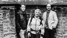 Florian L. Arnold (rechts) und Rasmus Schöll (links) verlegen unter anderem Lutz Seiler und Stefan Zweig.