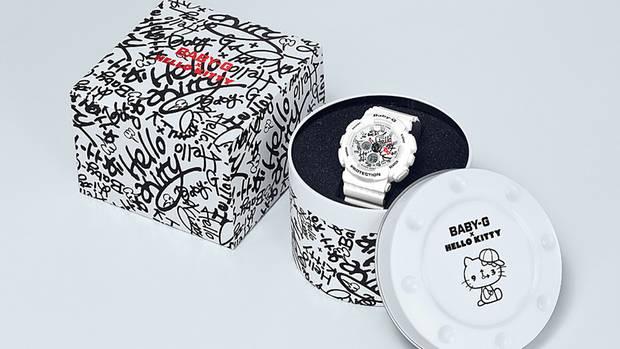 Hello Kitty Uhr von Baby-G