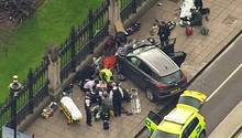 London: Rettungskräfte versorgen den Attentäter