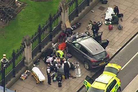 """Anschlag in London: Täter war wegen """"gewalttätigem Extremismus"""" im Visier von Geheimdiensten"""
