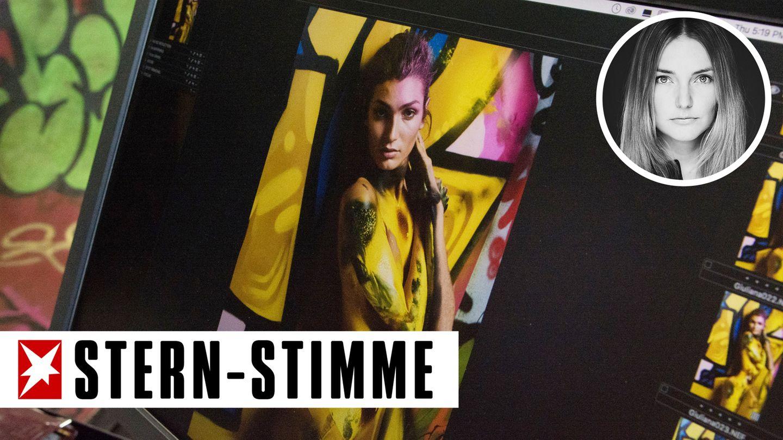 Shooting Germany's Next Topmodel