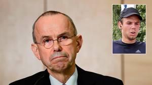 Auf einer Pressekonferenz stellt Andreas Lubitz' Vater seine Version zu den Hintergründen des Germanwings-Absturzes vor