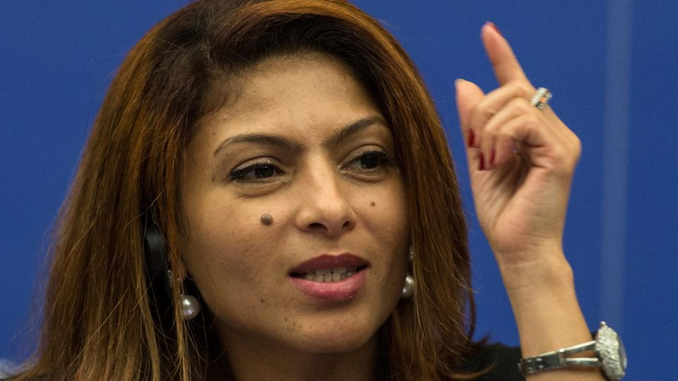 Ensaf Haidar wurde wegen ihres Einsatzes für ihren Mann Raif Badawi schon mit mehreren Menschenrechtspreisen ausgezeichnet