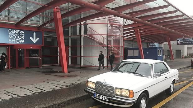 Mercedes 230 C - Baureihe C 123