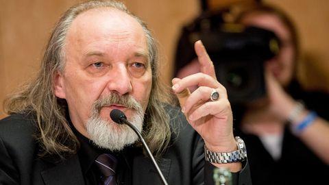 Flugunfallexperte Tim van Beveren wurde von Günter Lubitz