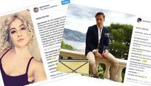 Katharina Andresen, 21 Jahre, und Gustav Magnar Witzoe, 23 Jahre, gehören zu den begehrtesten Junggesellen