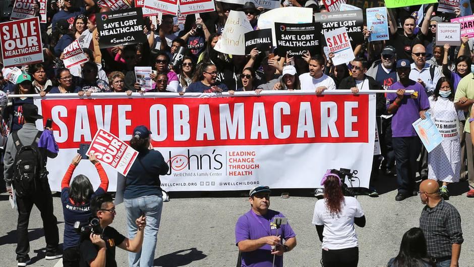 """Neuer US-Gesetzentwurf: """"Obamacare"""": Das ändert sich, wenn es verschwindet"""