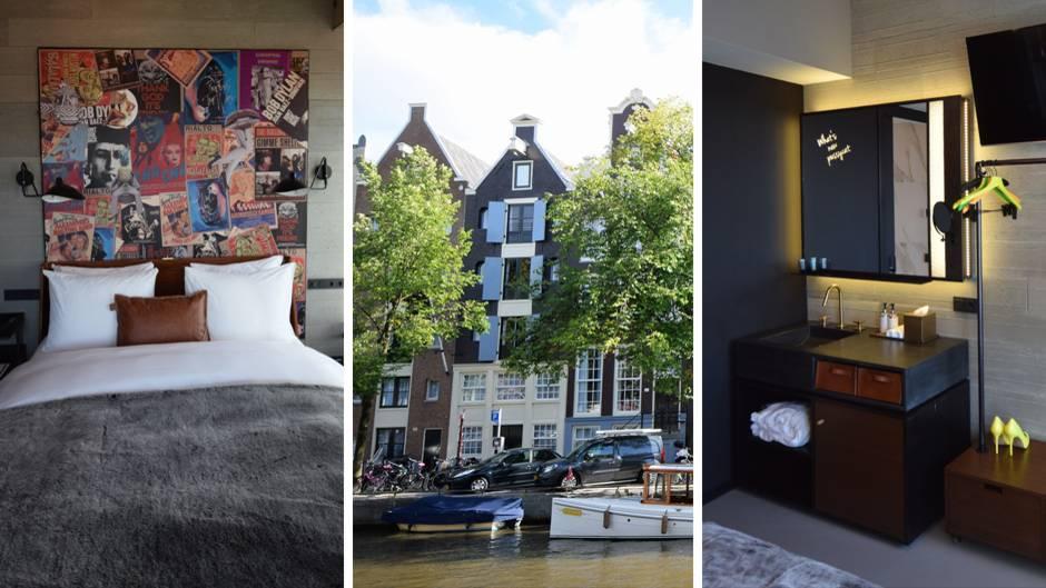 hotels amsterdam von hostel bis luxushotel. Black Bedroom Furniture Sets. Home Design Ideas