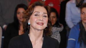 Schauspielerin Christine Kaufmann soll im künstlichen Koma liegen