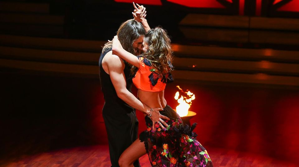 "Gil Ofarim hat bei ""Let's Dance"" alles im Griff"
