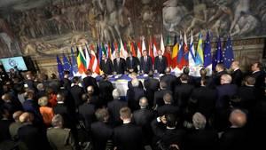 60 Jubiläum der Römischen Verträge