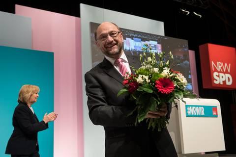 News des Tages: Martin Schulz holt schon wieder 100 Prozent