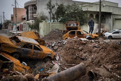News des Tages: Anti-IS-Koalition wohl für Dutzende zivile Opfer in Mossul verantwortlich