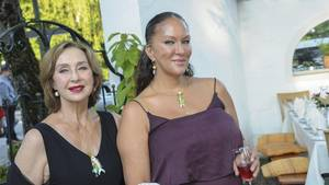 Allegra Curtis und ihre Mutter Christine Kaufmann