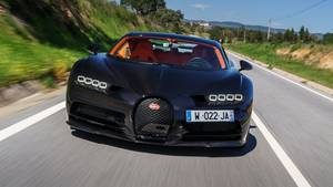 Die ultima Ratio im Automobilbau: der Bugatti Chiron.