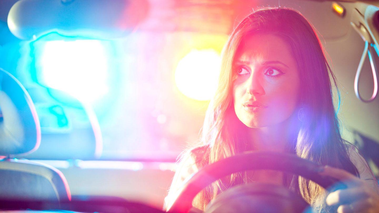 Führerschein - Polizeikontrolle