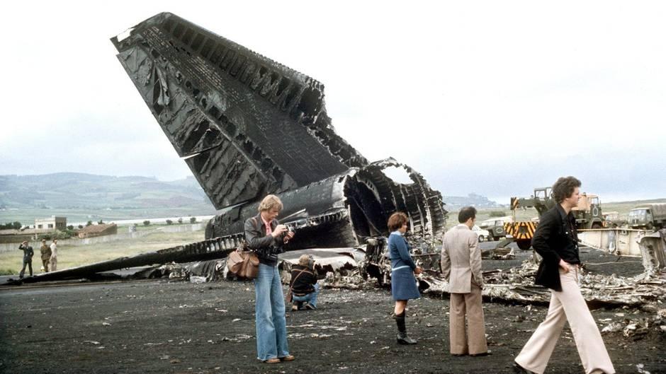 Teneriffa-Unfall 1977