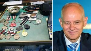 Rudolf Müller, Spitzenkandidat der AfD für die Landtagswahl im Saarland