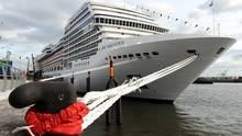 """Eine Frau ist von dem Kreuzfahrtschiff """"MSC Magnifica"""" verschwunden"""