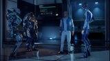 Mass Effect: Andromeda Ryder spricht auf der Nexus mit seiner Crew