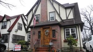 Donald Trumps Elternhaus steht im New Yorker Stadtteil Queens