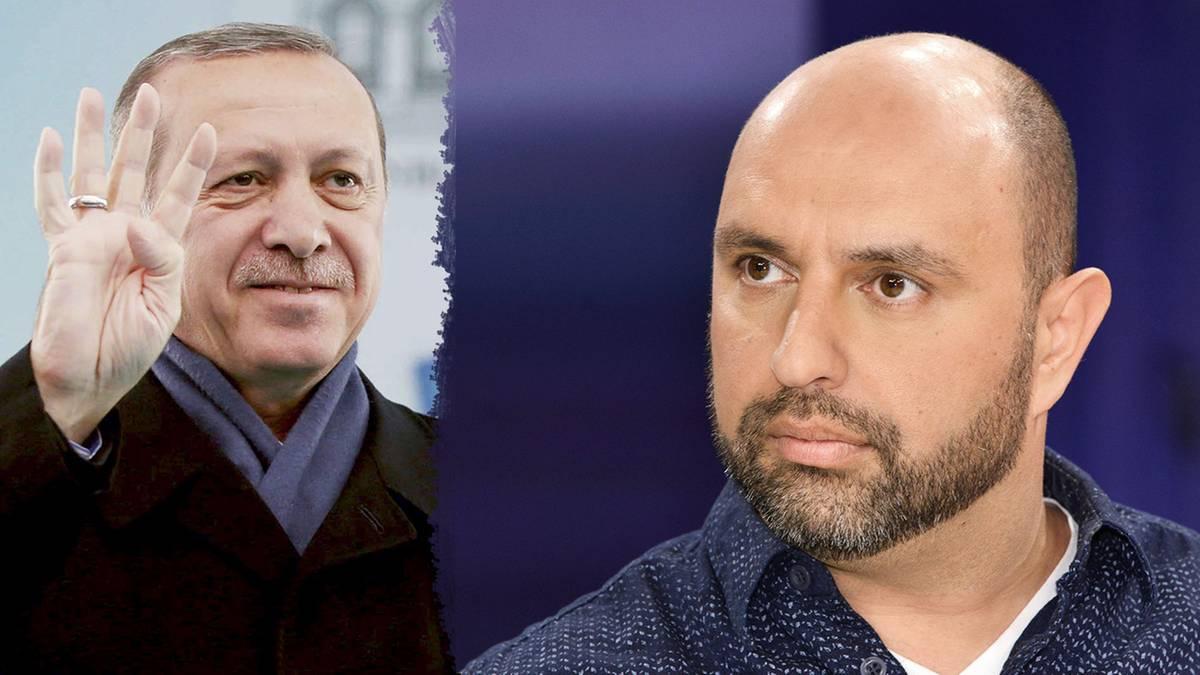 Serdar Somuncu Erdogan