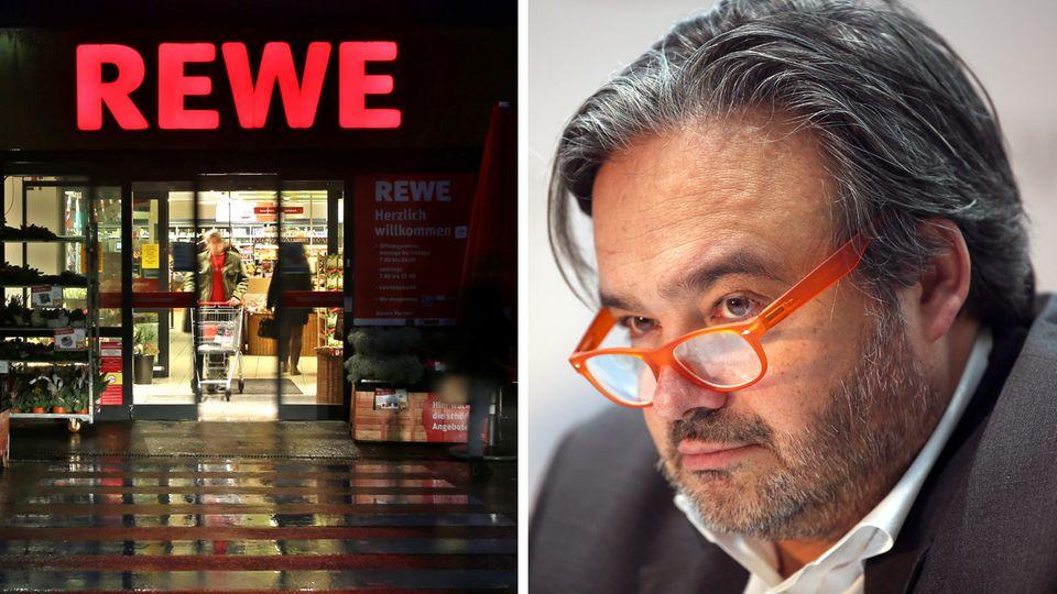 Rewe-Chef Alain Caparros