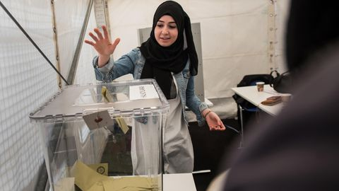 Referendum Türkei Frankfurt