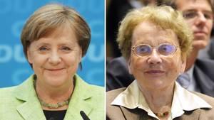 """Angela Merkel und ihre Mutter Herlind Kasner, 88: """"Enger Draht"""""""