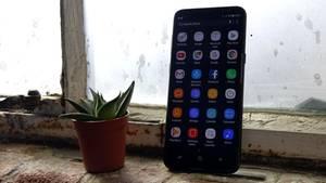 Auf dem Galaxy S8 sind auch nicht mehr ganz so viele Samsung-eigene Apps wie früher vorinstalliert