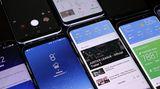 Das Galaxy S8 kommt mit Android 7.0. Die TouchWiz-Oberfläche ist glücklicherweise nicht mehr so dominant wie früher.