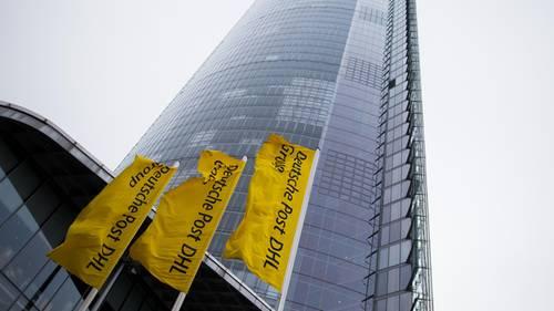 Deutsche Post-Zentrale in Bonn