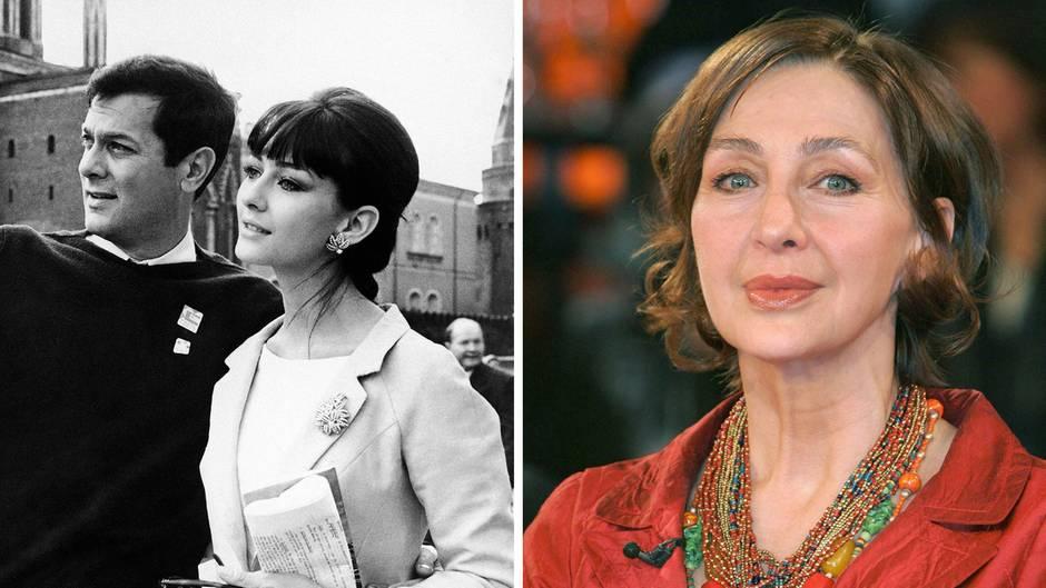 Tod mit 72 Jahren: Trauer um Christine Kaufmann - das Leben der Schauspielerin in Bildern