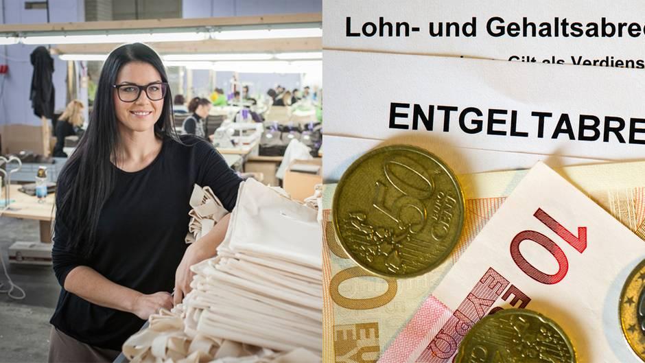 """Prekäre Beschäftigung: Darum ist Unternehmerin Sina Trinkwalder gegen """"Arbeit auf Abruf"""""""