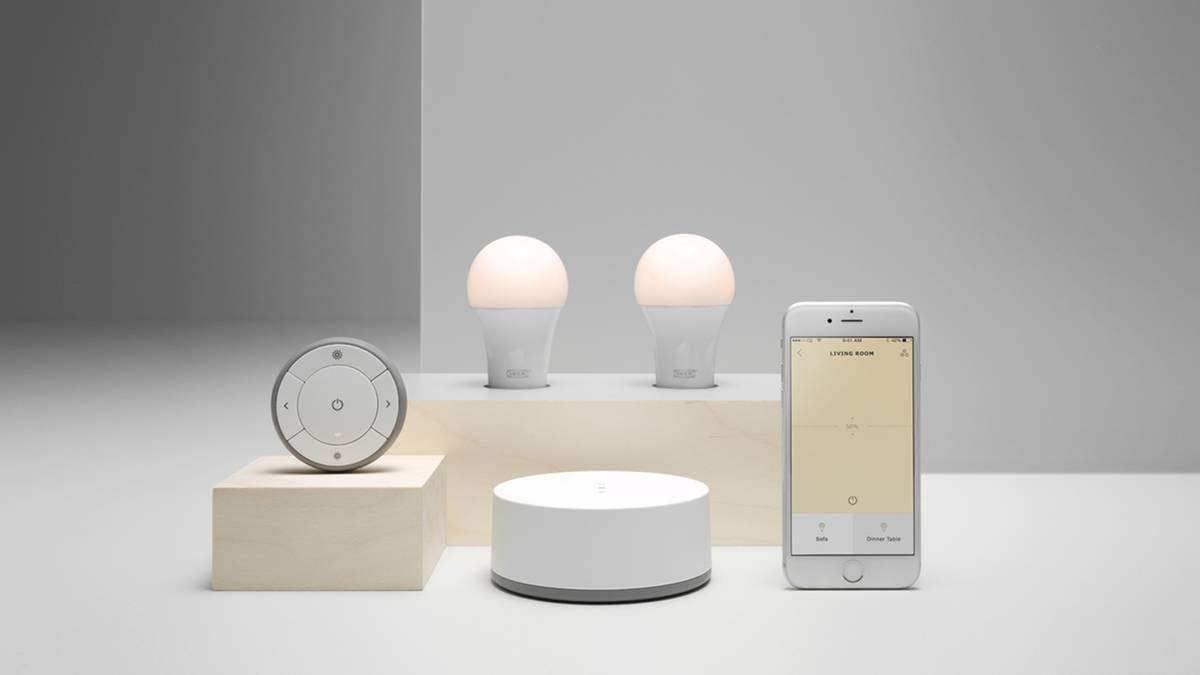 ikea tradifri smarte beleuchtung clever und billiger. Black Bedroom Furniture Sets. Home Design Ideas