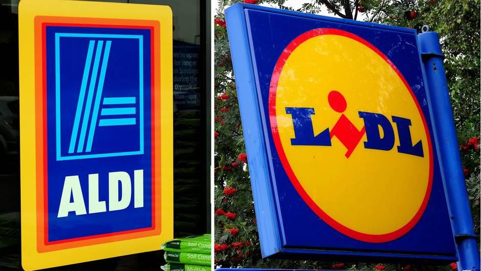Aldi udn Lidl: Welche Hersteller stecken hinter den Eigenmarken?