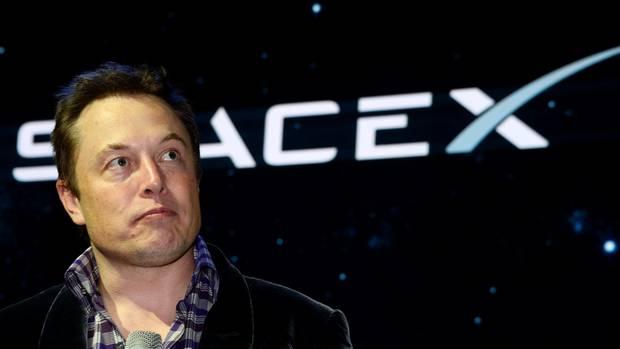 Keine Kostüme: Elon Musk besuchte Sex-Party im Silicon Valley | STERN.de