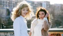 GNTM Transgender-Models Melina Budde und Giuliana Farfalla