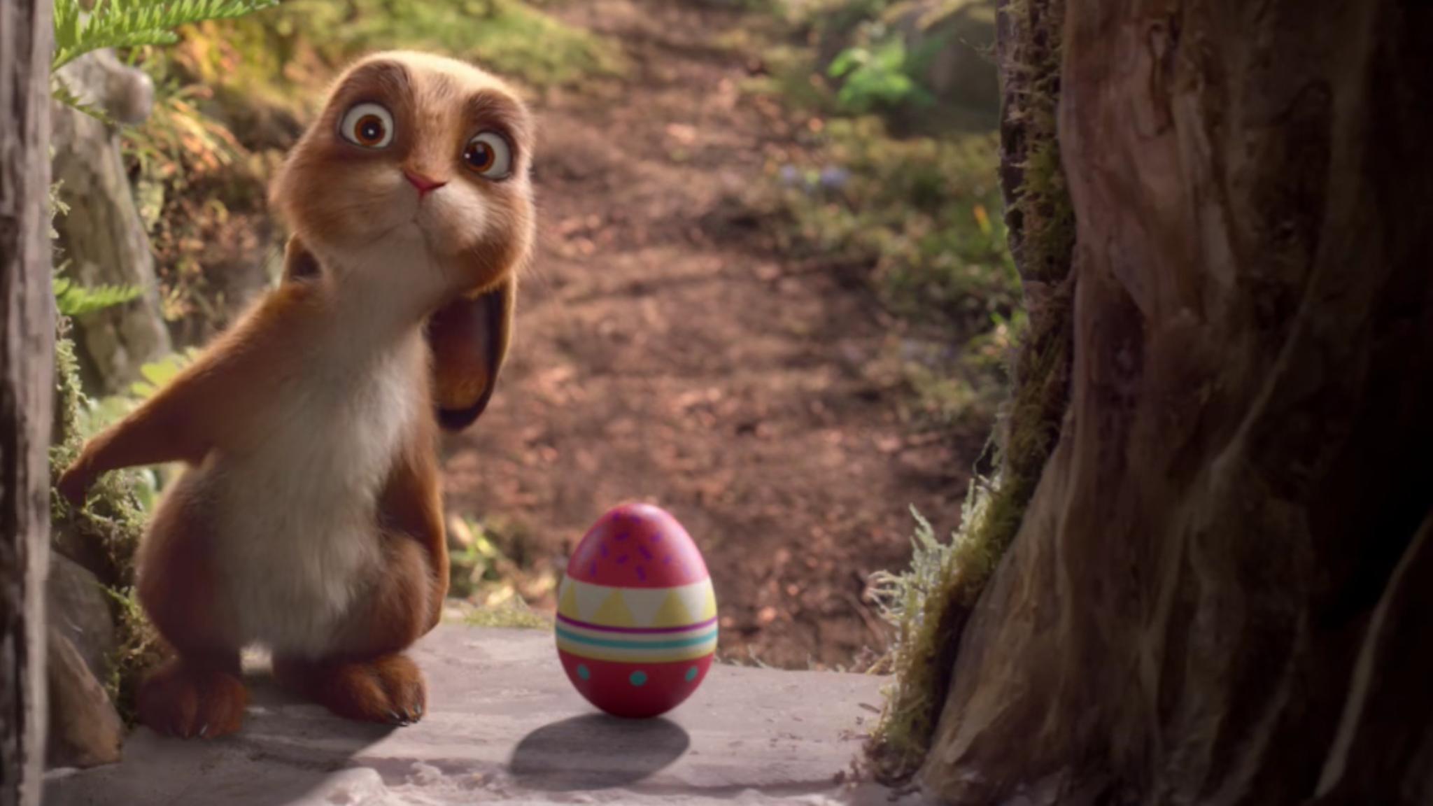 Werbespot Erklärt Warum Der Osterhase Eier Legt Sternde