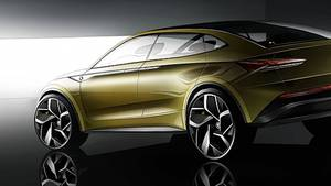 Skoda Vision E Auto China 2017