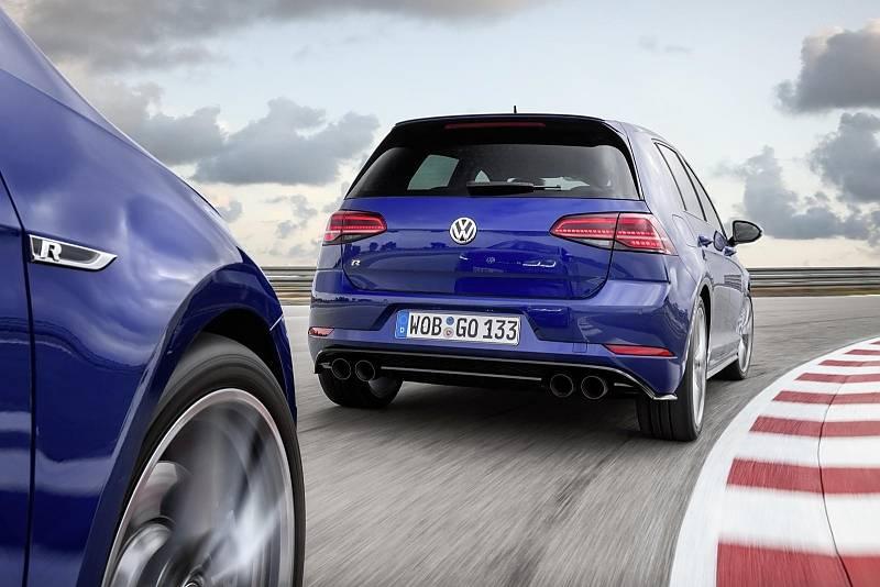 Focus St Vs Gti >> Fahrbericht VW Golf R: R wie Rakete | STERN.de