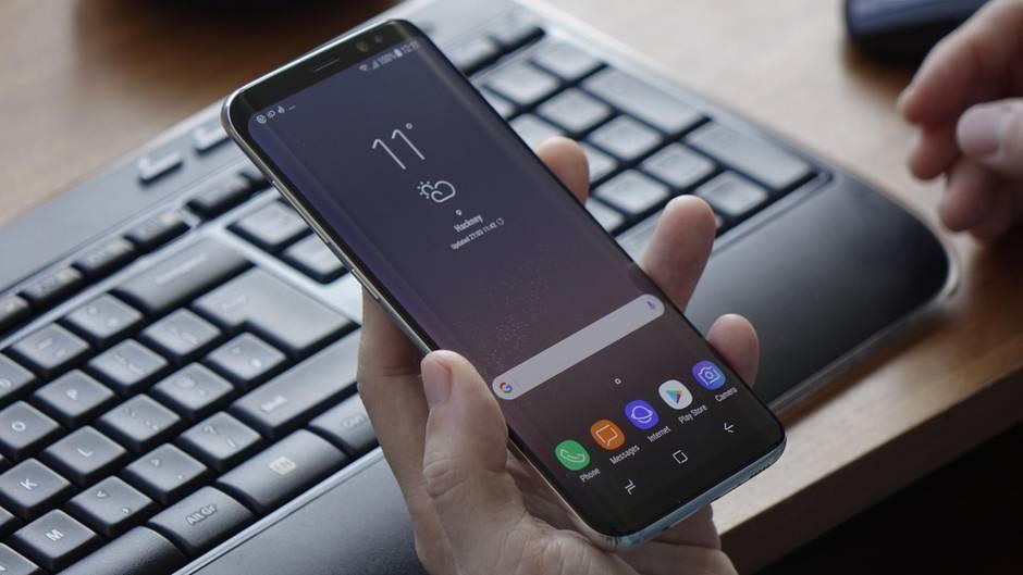 Samsung: 10 Dinge, die Sie über das Galaxy S8 wissen müssen