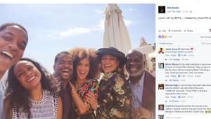 """Die Schauspieler von """"The Fresh Prince of Bel-Air"""" trafen sich und verbrachten einen Nachmittag zusammen"""