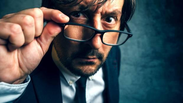 Männer als Chefs: Monologe statt komunnikation