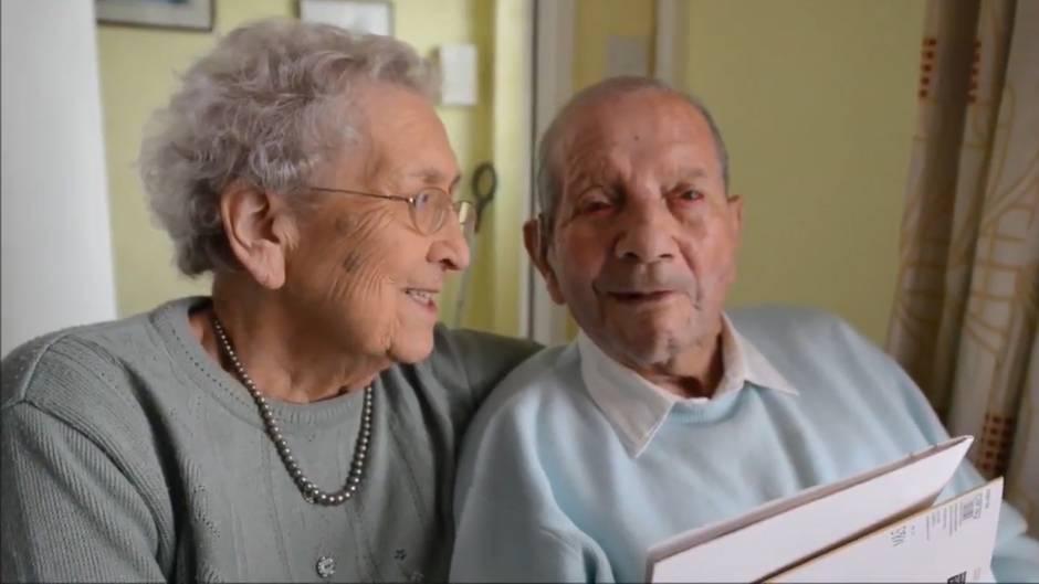 Eine lange Ehe: Dieses Paar ist 76 Jahre verheiratet – und das ist sein Geheimnis
