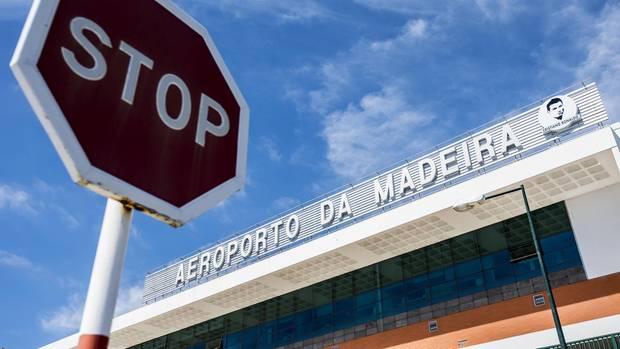 Cristiano Ronaldo Airport Funchal