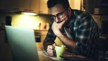 Home Office macht einsam, glauben Forscher